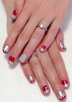 Dress Up Your Nails: Christmas Edition with Leah Light