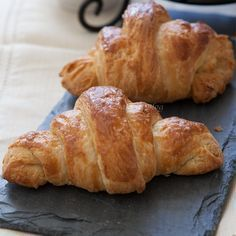 Gluten-free croissant Recipe