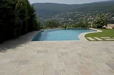 Kandla grey sandstone is popular material due to its durability, strength and beauty. Make your swimming pool more attractive by using kandla grey tile...