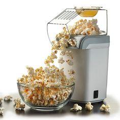 Hot Air Popcorn Popper