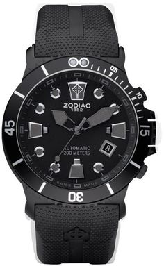 Zodiac Oceanaire Automatic Swiss Made Men's Watch