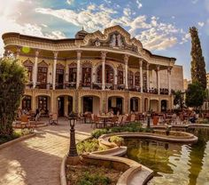Shapouri House- Shiraz