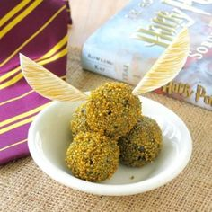 Harry Potter Golden Snitch Truffles-Your source of sweet...