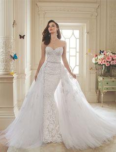 Gorgeous Sophia Tolli wedding dresses