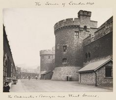 Tower of London 1898