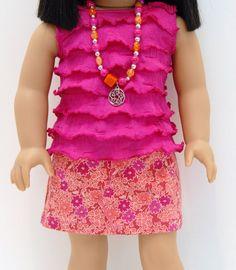 American Girl Doll Clothes 18 inch Doll by TwirlyGirlDollDesign, $29.99