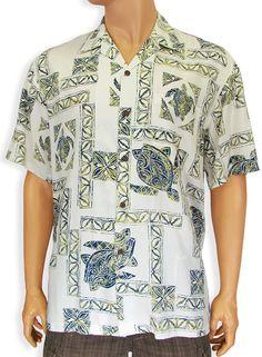 Soft Rayon Shirt - Hawaii Turtle Bay : Hawaii Wedding Place