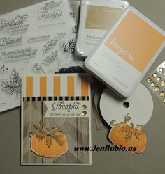 CTMH with Jen Rubio: September Stamp of the Month Blog Hop!