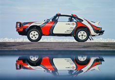 1978 Porsche 911 SC 3.0  Rally