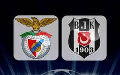 Besiktas vs Benfica : Line-ups, preview & prediction UEFA Champions League Wednesday ,23  November 2016