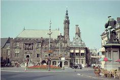 Haarlem Grote Markt in 1960