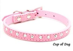 Collier Diamond Light Pink https://www.cupofdog.fr/collier-harnais-chihuahua-petit-chien-xsl-243.html