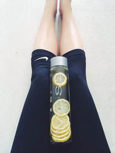 ok so just have to sAY lemon water is the best drink if you are tried of drinking just water it changes it up and it cleanses your body