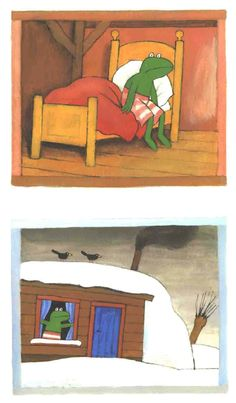 * Praatplaten: Kikker in de kou! 1-9 Cold, School, Children, Illustration, Painting, Winter Time, Poems, Short Stories, Primary School