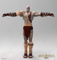 Kratos by Jan Hadzic