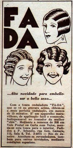 Propagandas Históricas   Propagandas Antigas   História da Publicidade: anos 30
