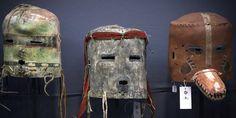 Malgré la polémique, les masques Hopis se sont très bien vendus à Drouot
