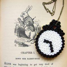 montre du lapin d'Alice