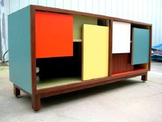 Post Modern Wood Furniture