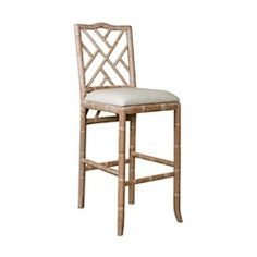'Hampton Barstool, Natural
