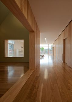 Mukou Leimondo Nursery School by Archivision Hirotani Studio #Kids #Design