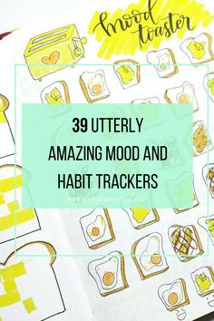need a creative way to track habits and moods in your bullet journal? Well have a look at these amazing mood tracker ideas for bullet journal Bullet Journal Tracker, Bullet Journal Mood, Bullet Journal Inspiration, Bullet Journals, Mental Health Journal, Mental Health And Wellbeing, Journal Prompts, Journal Ideas, Diy Letters