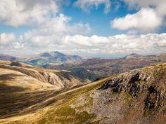 Blencathra from Gable Crag | Flickr - Photo Sharing!