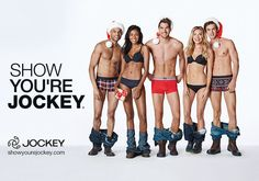 Will be showing their Jockey at AW15 INDX Menswear show