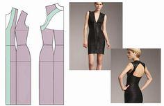 Divatos ruhák egyszerű szabásmintái, amit szabó ismerősöm osztott meg velem! Kezdőknek is sikerülni fog. - Kötés - Horgolás