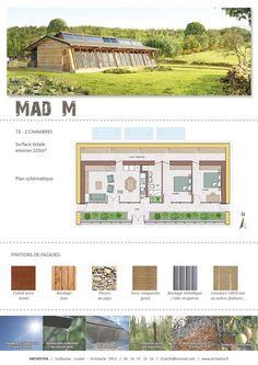 Fiche MAD M... La maison idéale ?...