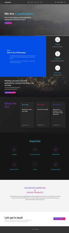 Design for Digital design agency