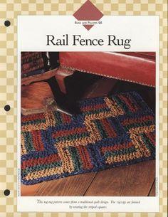 Vanna's Afghan & Crochet Favorites Club - Rugs & Pillows