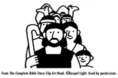 The Story Of Dorcas Free Story Printable From Lambsongs
