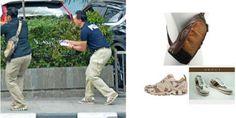Seputar Berita Indonesia: Prediksi harga tas dan sepatu yang digunakan Polis...