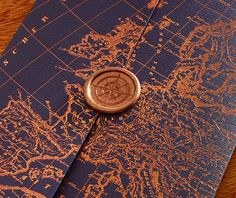 Our custom wax seals are adhesive, so affixing them to your invitations and enclosures is easy and stress-free.