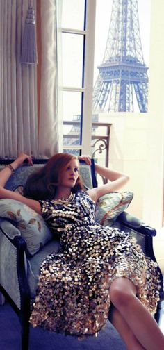 """daily fashion fix.: the age of opulence: alexina graham by troyt coburn for marie claire australia october 2012 gönderdi) """" Fashion Week, Look Fashion, Daily Fashion, High Fashion, Paris Fashion, Fashion Rocks, Baroque Fashion, French Fashion, Dress Fashion"""