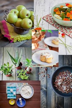 great tips on creating beautiful backdrops for photographing food