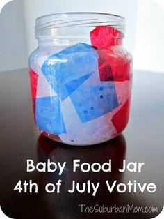 Google Image Result for http://www.thesuburbanmom.com/wp-content/uploads/2012/06/4th-of-july-votive-baby-food-jar-kids-craft.jpg