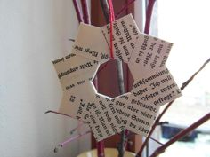 Origamistern Anleitung
