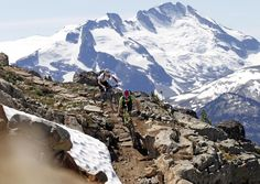 Whistler s Alpine Back In Action - Top of the World 2014