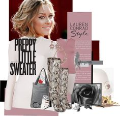 """""""Down Town Chic - Style It With Lauren Conrad!"""" by designsupport on Polyvore"""