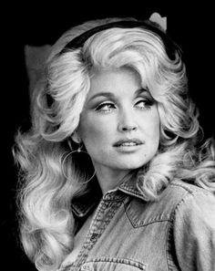 Dolly Parton. My favorite pic of her!!