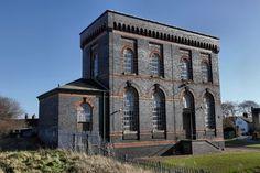 La station de pompage abandonnée de Staffordshire #Urbex #explorationurbaine
