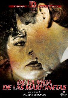 De la vida de las marionetas (1980) Alemaña. Dir: Ingmar Bergman. Drama. Thriller. Familia. Homosexualidade - DVD CINE 738