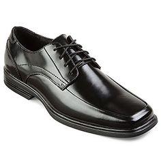 Claiborne Mens Oxford Lace-Up Dress Shoes - jcpenney