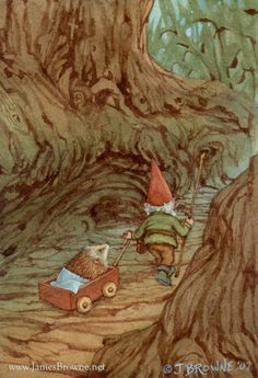 The Gnomes Know