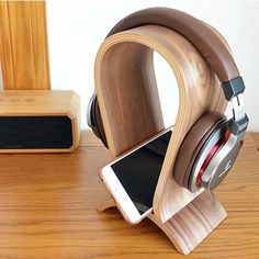 1Pc Headphone Stand Holder Earphone Hanger Headset Desk Mount Display Rack Clamp