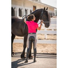 FITS Free Flex Zip Front Breeches -   EquestrianCollections