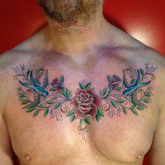 chest piece ?