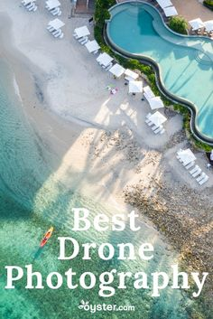 Drones take travel photography to new heights—quite literally. The remote-controlled equipment flies overhead, snapping aerial shots of what lies below. As for what it can shoot, the sky's the limit (get it?). Our very own contraptions pan over mountains, pools, beaches, and other gorgeous vistas, showing off a new perspective of the place—one with plenty of wow factor. If you're on the market for some serious travel inspiration, take a look at these images.